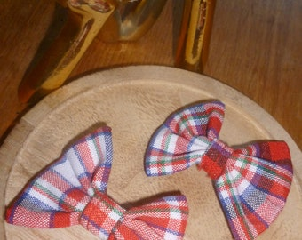 "Small barrette set of 2 ""so british"""