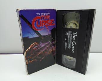The Curse VHS