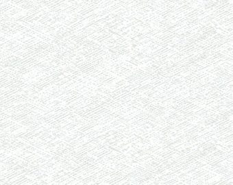 Windham - Starlight - Texture - White - Fabric by the Yard 41598-3