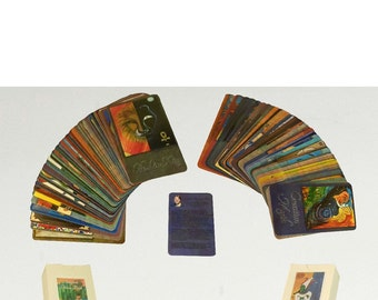 Fairytale oracle cards and Stories, Myths and Legends oracle deck