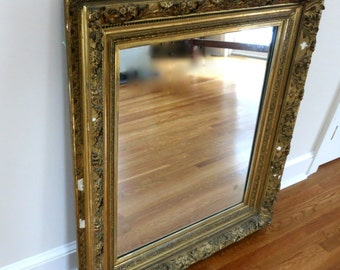 Antique Picture Frame Large Size