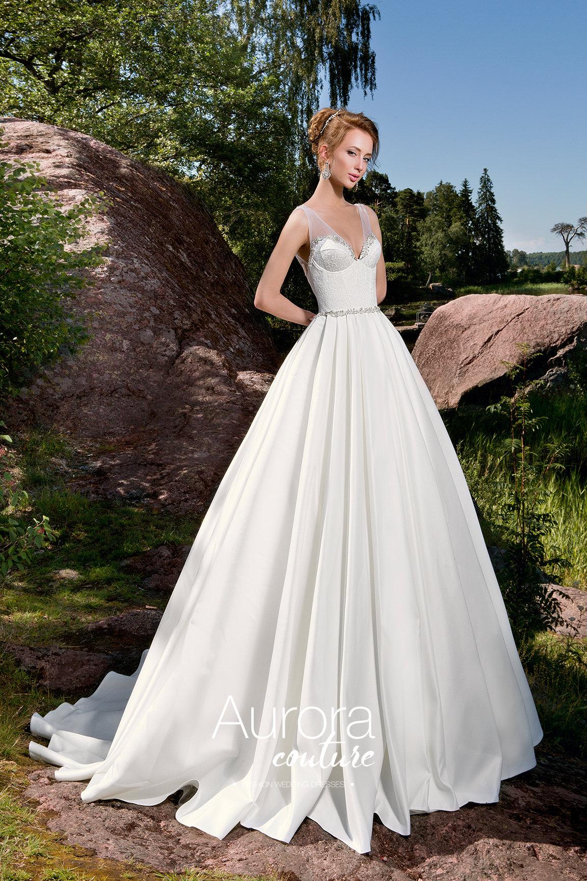ALICE einzigartige Hochzeit Kleid böhmische Brautkleid