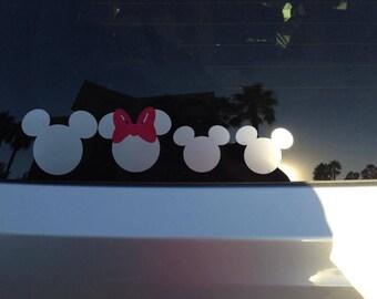 Famille Disney