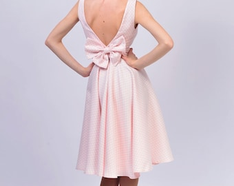 Lolita Dress (pictured fabric not available)