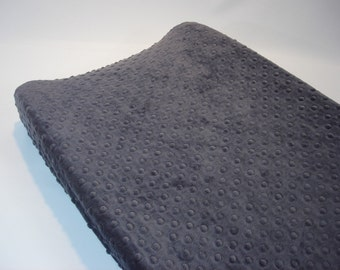 Changing Pad Cover Dark Gray Titanium