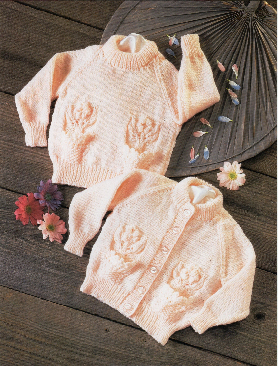baby knitting pattern pdf instant download baby sweater baby ...