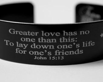 Prayer Bracelet   John 15:13