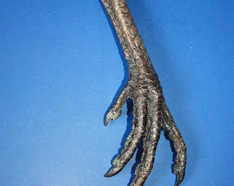 Decor - Talisman - Natural Chicken Foot Charm - Lucky Chicken Foot