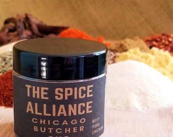 Chicago Butcher Rub - 2 Ounce Jar