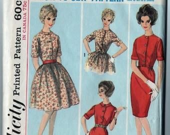 Simplicity Dress Pattern 5022 Unused 1960's