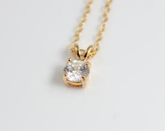 Evil Eye Necklaces Gold Filled Blue Eyes Minimalist Kabbalah