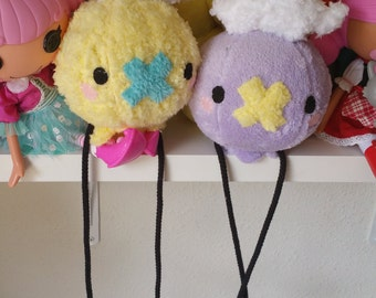Drifloon Pokemon Plushie - Regular and Shiny plush toy
