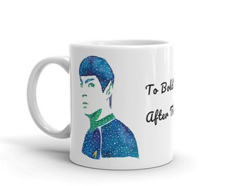 To Boldly Go...After This Cup
