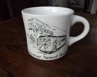 Streetcar Named Desire Mug