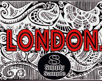 London Digital Print