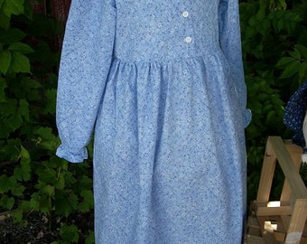 "Girls Pioneer Dress ""Meg"" Special Order Only"