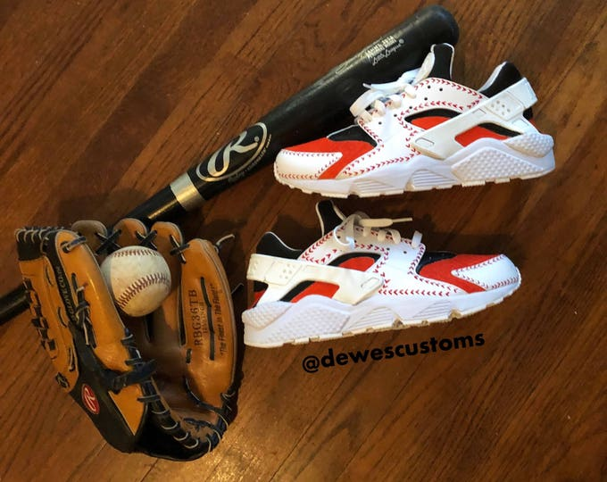 Swing for the Fences Nike Huaraches