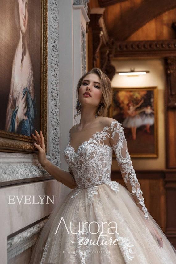 Ball gown wedding dress EVELYN wedding dresses bridal