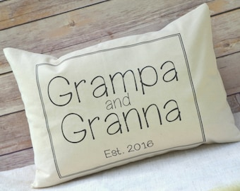 Personalized Mother's Day, xmas, Grandparent Christmas gift, Hard to buy for, Pregnancy Reveal, gift for her, gift for her , grandparent *