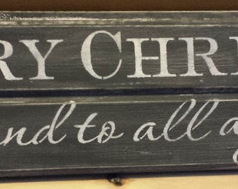 MERRY CHRISTMAS Sign/Holiday HOSTESS Gift/ Entrance Sign/Holiday /Housewarming Gift