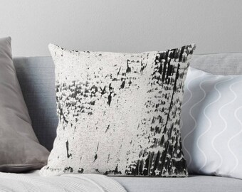 Pillow covers Cushion cover Black and white Decorative pillows Bohemian Home décor Pillow cover Boho decor Shabby chic Pillow case