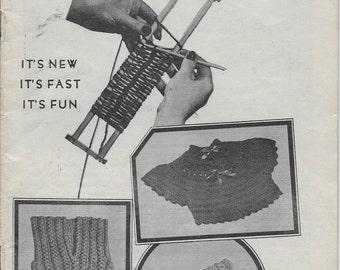 EZ-DUZ-IT Insuction Book M3   Dated 1950