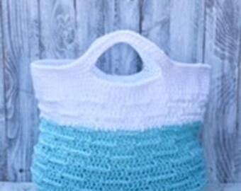 Crochet pattern, crochet bag pattern, crochet purse pattern, crochet beach pattern, beach bag, summer beach bag, crochet, patterns, beach