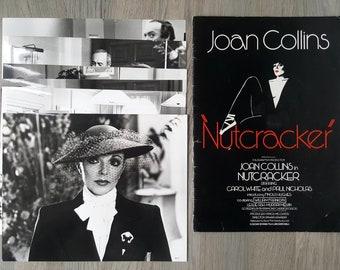 Nutcracker kit etsy nutcracker press kit six 8x10 movie stills joan collins photographs british cinema original solutioingenieria Image collections
