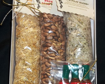 International Mixes Gift Set, Gift Set, Soup Mix, Soup Seasonings, Seasoning Mix, Soup Herbs, Soup Spices, Slow Cooker, Crock Pot, No Salt
