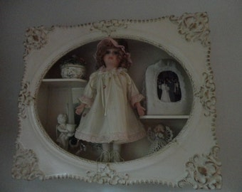 Vintage Porcelain Doll From House of Lloyd
