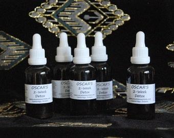 Oscar's 2-Week Detox Herbal Tincture