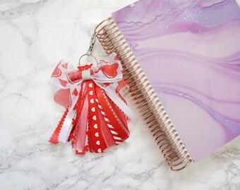 Love Struck Planner Tassel