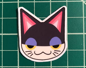Animal Crossing Sticker | Punchy