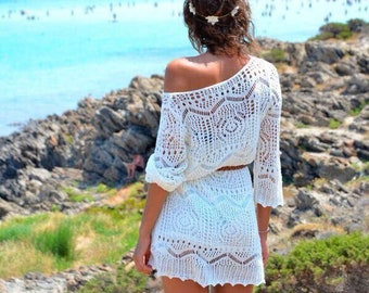 Summer Knitted Dresses