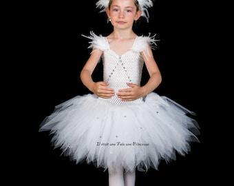 The Swan Lake Tutu dress