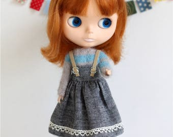 Outfit for Blythe, dress/clothes