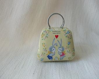 Rabbit Print Tote Bag (Pullip & Blythe)
