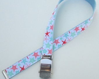 Starfish Belt for Kids, Cute Childrens Belts for Children, Cute Kids Belts, Cute Girls Belts for Girls, School Uniform Belts, School Belts