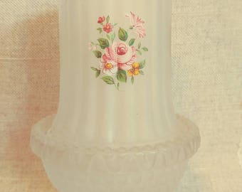 Frosted Glass Fairy Lamp