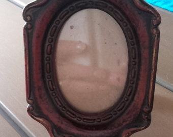 small retro picture frame
