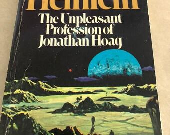 Robert Heinlein - The Unpleasant Profession of Jonathan Hoag Paperback 1976