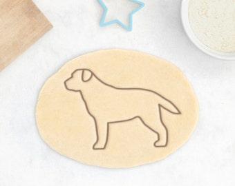 Labrador Cookie Cutter - Labrador Retriever Cookies Golden Retriever Cookie Cutter Custom Labrador Gift Labrador Owner Lab Custom Dog Treat