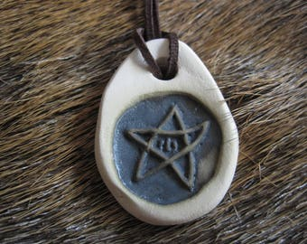 The dunwich horror etsy elder sign pendant amulet lovecraft cthulhu inspired aloadofball Choice Image