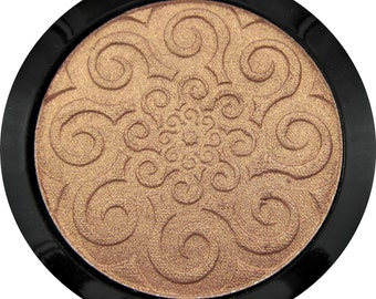 Pressed Highlighter-Cocoa Glow