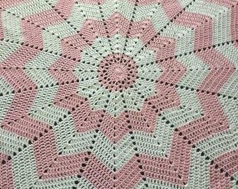 12 Pointed Star Blanket