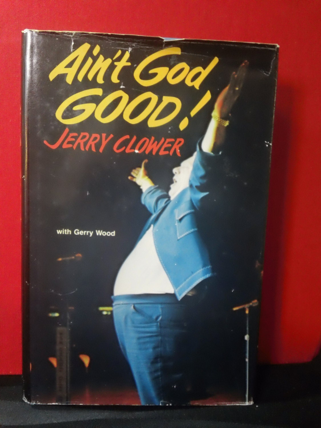 Aint god good by jerry clower with gerry wood vintage zoom arubaitofo Gallery