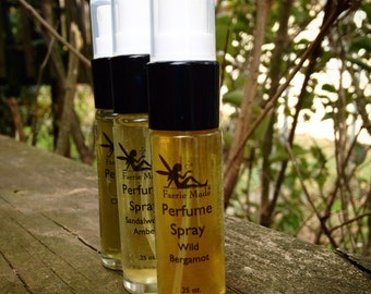 Faerie Made Natural Perfumes (Wild Bergamot) vegan