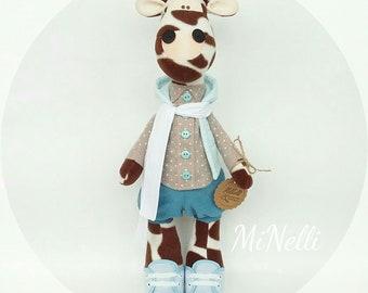 1 Giraffe Doll