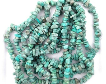 Natural Gemstone Strands Green Aventurine Stone of Opportunity Lucky Crystals Jewelry making supply lot Chip Nugget Quartz Minerals Tumbled