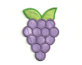 Tiny Grapes Patch! Custom Made! AP26